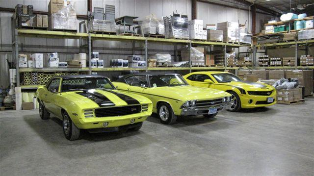1969 Chevelle Ss 396 4 Speed Information On Collecting