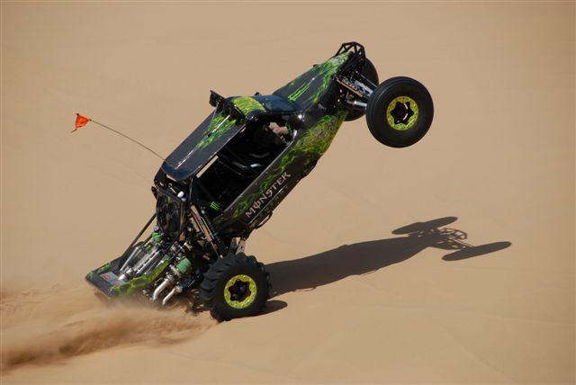 INDYCAR Stars and their crazy rides