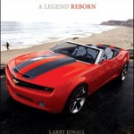 Camaro A Legend Reborn; Book Review