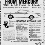 Mercury Cyclone GT 500 More new news and photos.