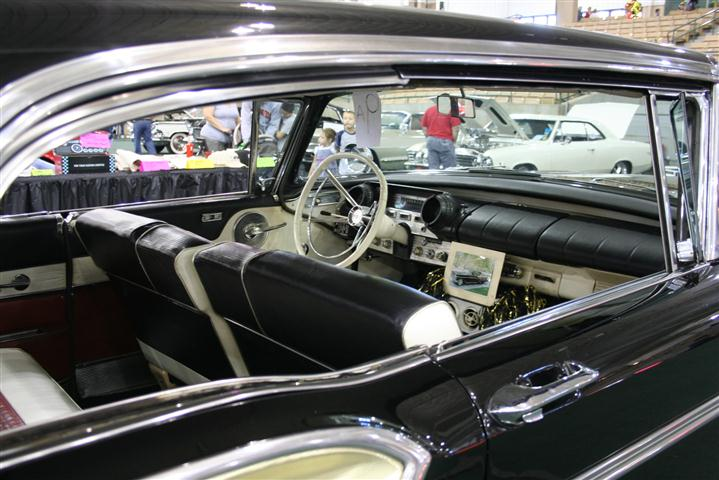 1957 Mercury Turnpike Cruiser 50s Car Good Guys Des