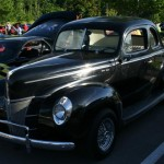 Rat Rod 40 Ford