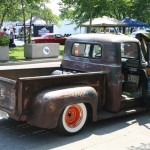 Rat Rod pick up