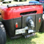 Rat Rod too fast