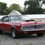 1969 Mercury Cougar 428 CJ XR7 comes to life!