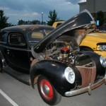 39 ford rat rod