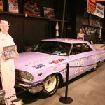 Fireball Roberts race car