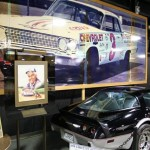 Floyd Garrett Muscle Car Museum junior Johnson