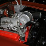 57 Chevy fuel injected engine