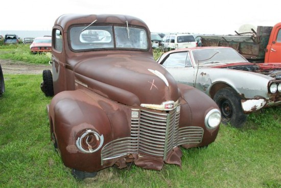 barn find, muscle car, collector car, classic car ...