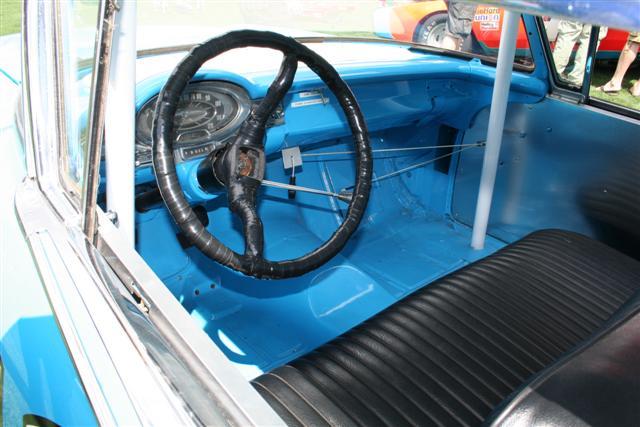 1957 Oldsmobile Richard Petty Race Car Nascar