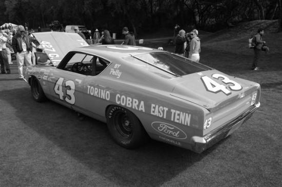 Richard Petty Nascar Torino 1969 Information On