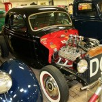 Don Garlits hot rod 36 ford