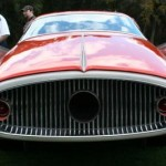 1955 Ghia Giloa Coupe Concept Car