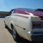 1969 Mercury Cyclone Spoiler; Overview