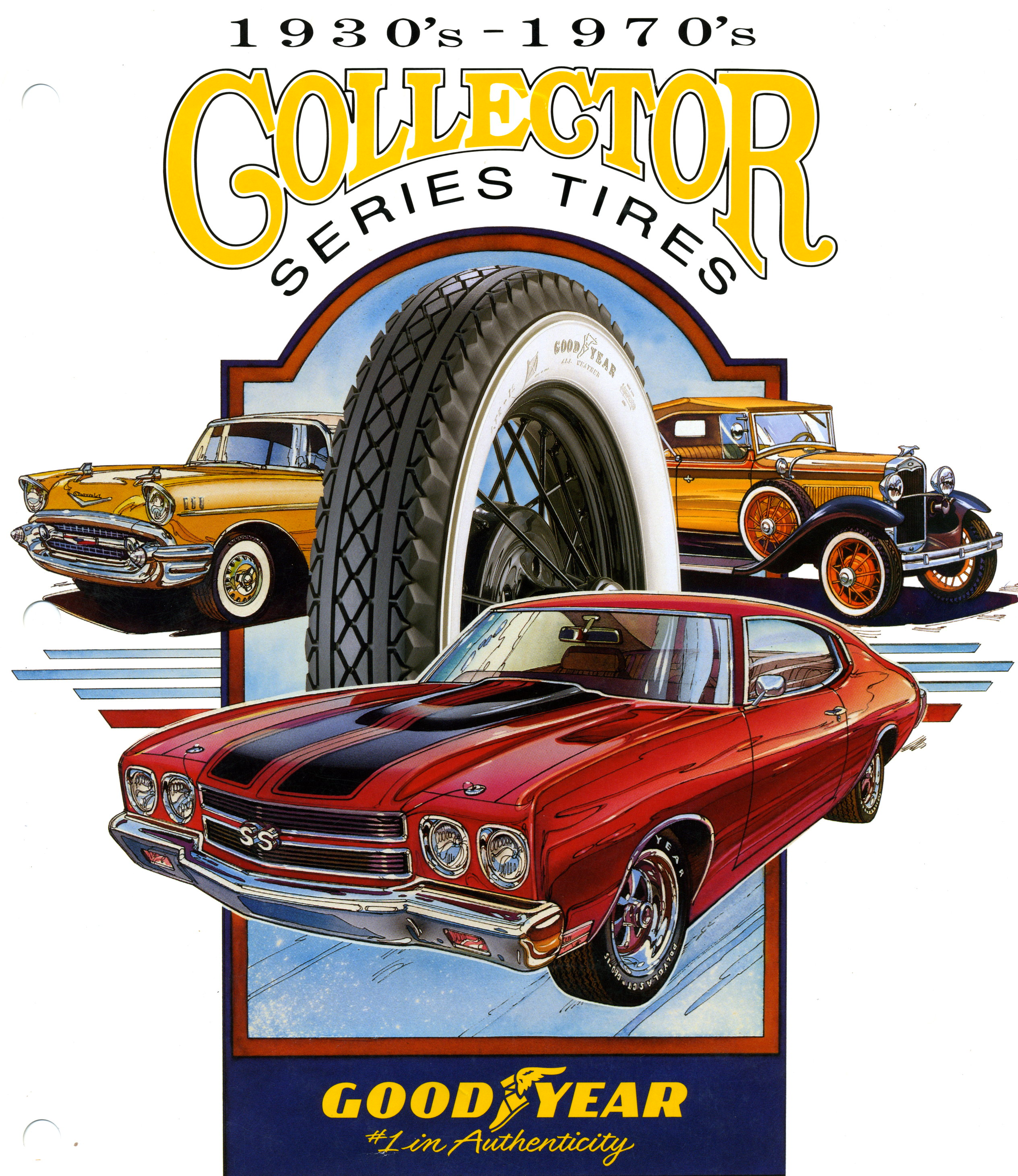 Collector Car Tires