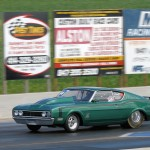 69 Mercury Cyclone Spoiler II Drag Car