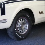 Collector Car Tires-1969 Mercury Cyclone Spoiler II