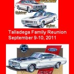 Registration Due for 2011 Talladega Family Reunion