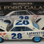 Autographed Fred Lorenzen Diecast Now Available