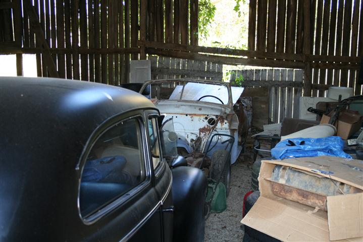 Barn Finds Found and For Sale