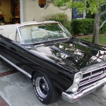 What are your working on? 1967 Ford Fairlane GTA Convertible