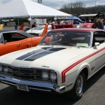 Mercury Cyclone Spoiler Cale Yarborough