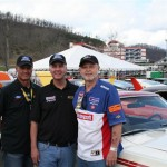 Wood Brothers, Eddie, Lenny and Richard Fleener