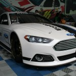 2013 NASCAR FORD race car