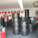 Firestone race tire shop