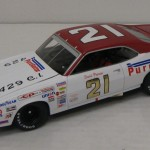 David Pearson Wood Brother #21 Diecast