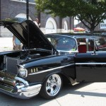 57 Chevy Good Guys Des Moines 2012