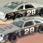 Two New Diecasts: Buddy Baker and Mario Andretti