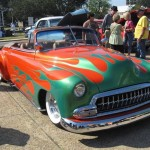 Custom Chevy Convertible