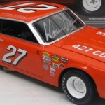 Donnie Allison's 1969 Ford Talladega