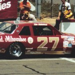 Tim Richmond race car 1983