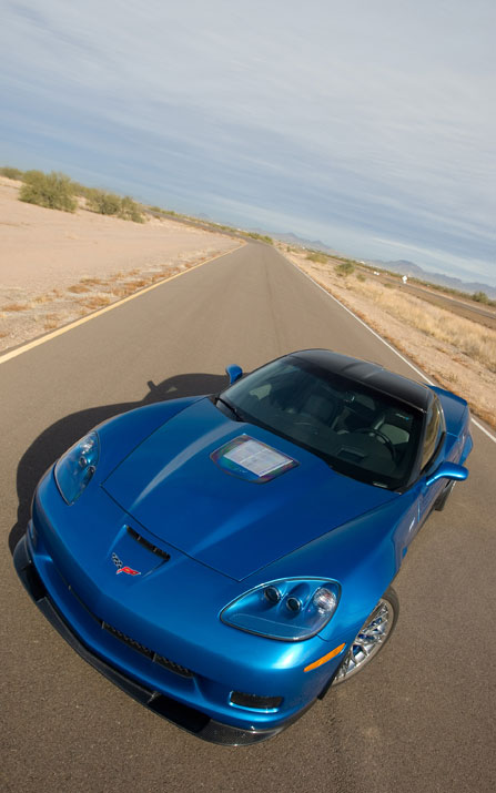 Photo of Corvette Assembly Plant Tour; Building a ZR1