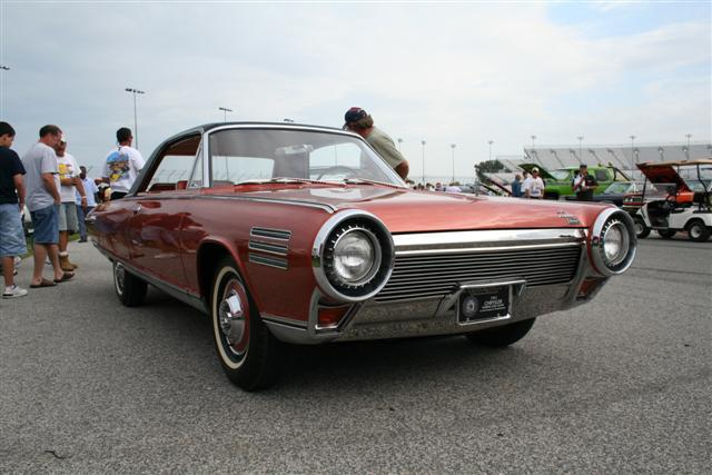 Photo of Flex Fuel? This is Flex Fuel! Chrysler Turbine Car Inside and Out; a Quick Look.