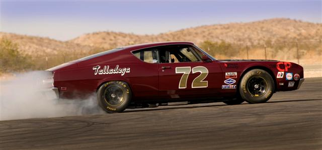 Photo of 1969 Talladega Tribute to Benny Parsons Video and Photos