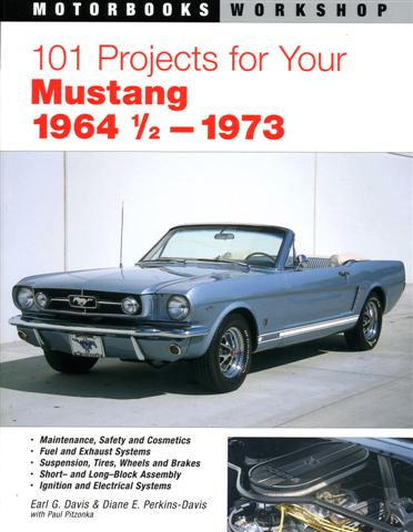 Photo of Mustang, 101 Projects for Your Mustang