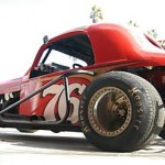 Modified Street Legal 1936 Coupe Dirt Track Race Car