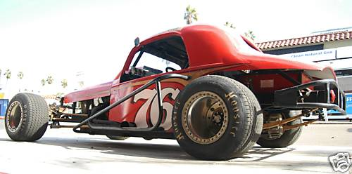 Photo of Modified Street Legal 1936 Coupe Dirt Track Race Car