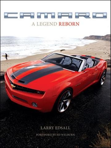 Photo of Camaro A Legend Reborn; Book Review