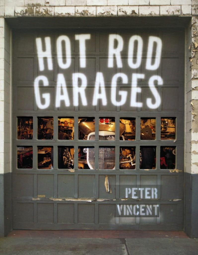 Hot Rod Garages Cover