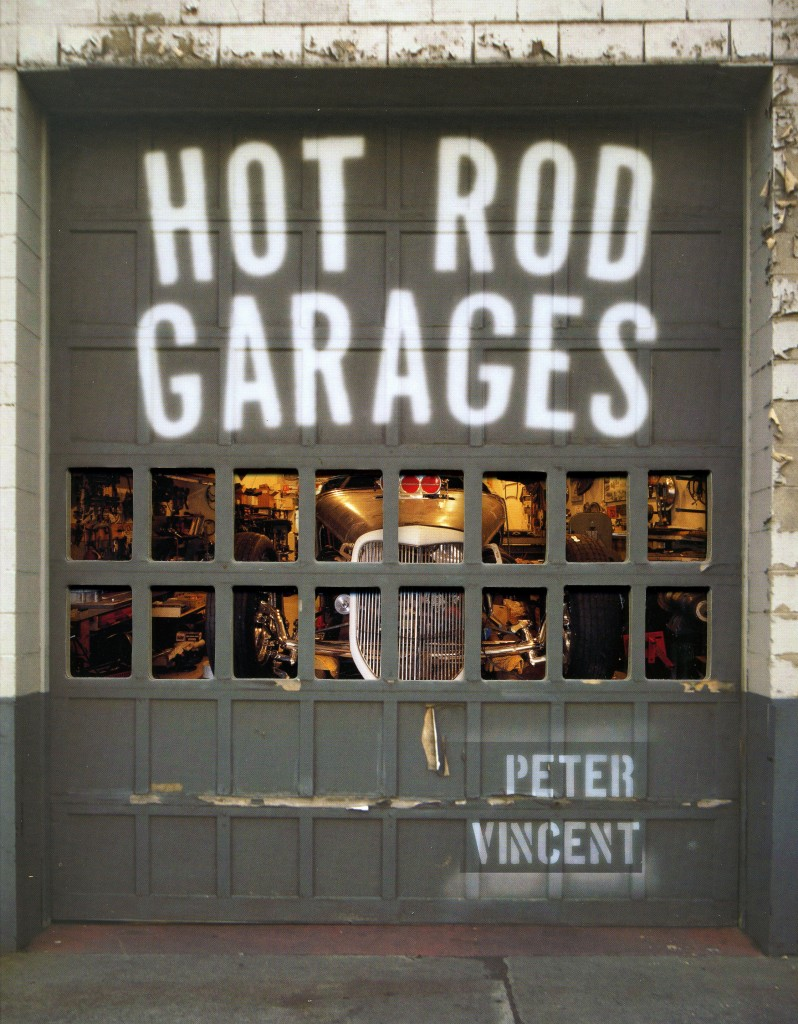 Hot Rod Garages Cover