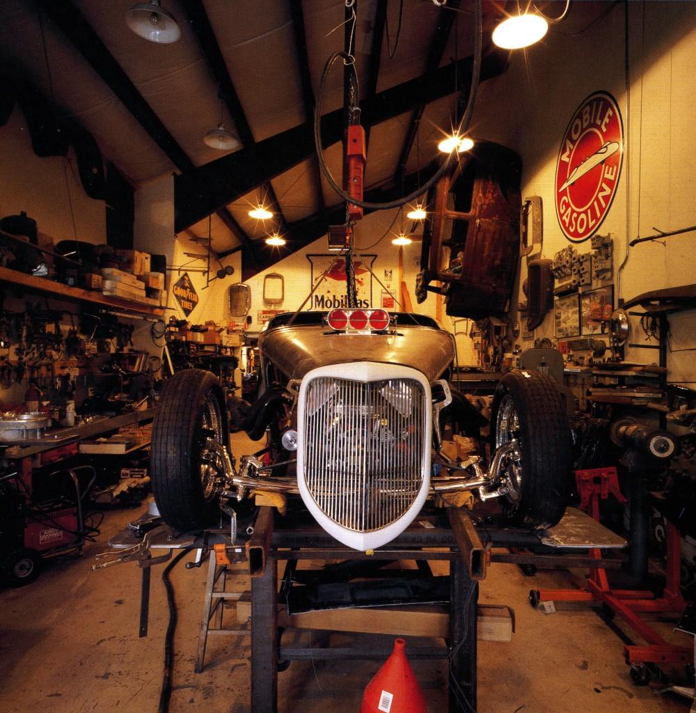 home mechanic garage ideas - Garages Hot Rod Taringa
