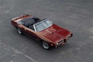GTO convertible