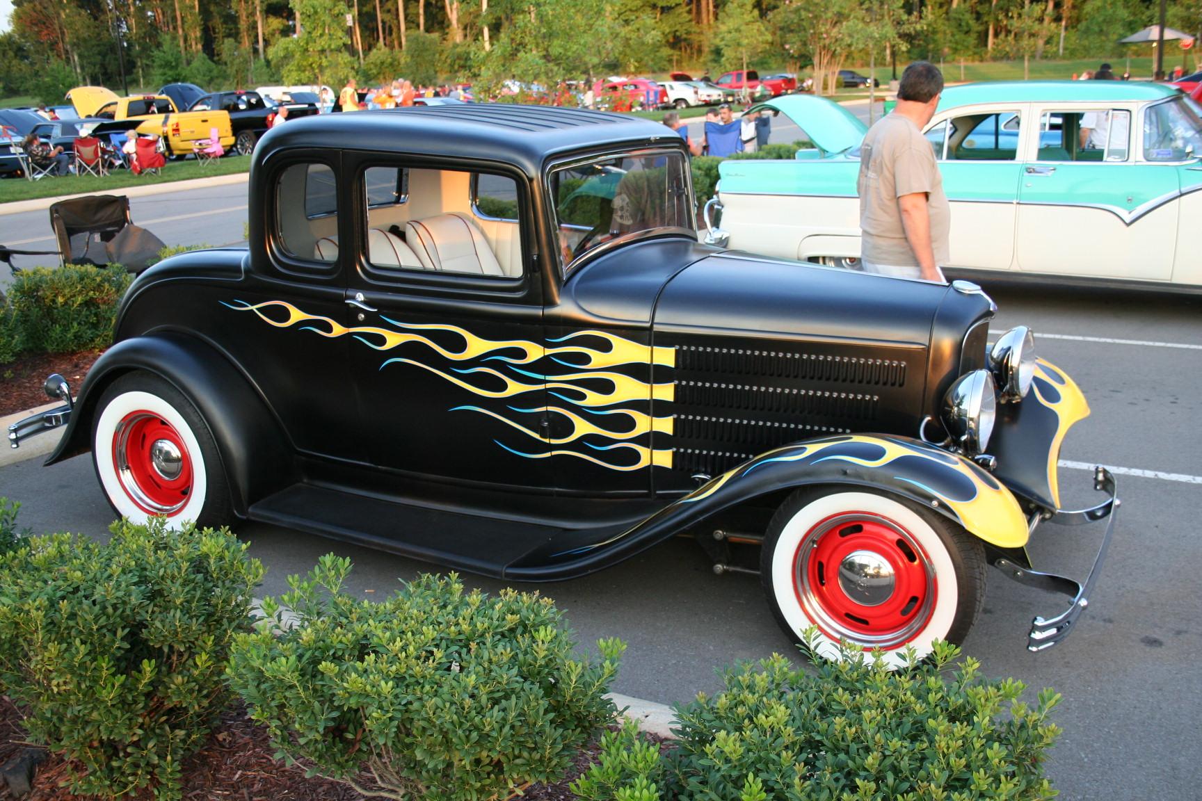 Cruise In Classic Cars Murfreesboro Tn