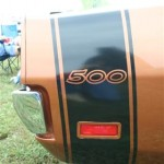 New Feature Car: 1969 Dodge Charger 500