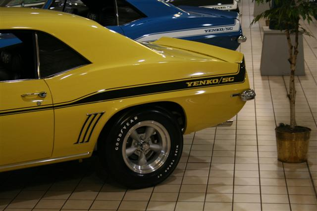 Photo of 1969 Yenko Camaro Dragster, Cliff Ernst Collection